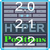 HYPER Positions +70 позиций модулей - ос 2.0 - 2.1 - 2.2 из категории Оформление для CMS OpenCart (ОпенКарт)