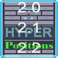HYPER Positions +70 позиций модулей - ос 2.0 - 2.1 - 2.2