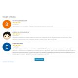Google Reviews - отзывы с гугл карт (Google Business) + отзывы о товарах из категории Прочие для CMS OpenCart (ОпенКарт) фото 5
