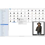 Imagemanager / Менеджер изображений opencart + галерея ScangalleryPack  из категории Редакторы для CMS OpenCart (ОпенКарт) фото 6