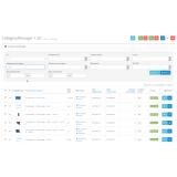 Category Manager - управление категориями из категории Админка для CMS OpenCart (ОпенКарт) фото 3
