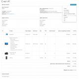 OrderField - дополнительные поля товара в заказе и письме из категории Заказ, корзина для CMS OpenCart (ОпенКарт) фото 2
