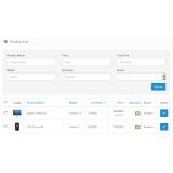 CostPrice - закупочная цена товаров в Opencart из категории Админка для CMS OpenCart (ОпенКарт) фото 4
