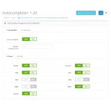 Autocomplete 2x - улучшенный поиск товаров в админке из категории Админка для CMS OpenCart (ОпенКарт) фото 6
