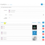 Attribute Text Select из категории Атрибуты для CMS OpenCart (ОпенКарт) фото 16