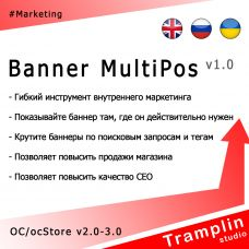 TS Banner MultiPosition