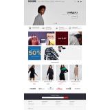 FASHIONMART - адаптивный шаблон интернет магазина одежды, обуви, аксессуаров из категории Шаблоны для CMS OpenCart (ОпенКарт) фото 1