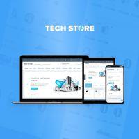 TechStore - адаптивный универсальный шаблон (v 3.5.1)