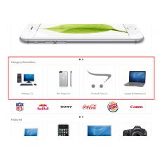 Популярные категории opencart 2.3 -3x