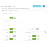 Autocomplete 2x - улучшенный поиск товаров в админке из категории Админка для CMS OpenCart (ОпенКарт) фото 7