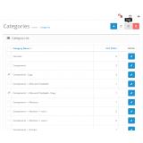 Копирование данных в админке (Категории, Опции, Статьи, Отзывы, Фильтры, Производители) из категории Админка для CMS OpenCart (ОпенКарт) фото 1