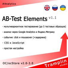 TS AB-Test Elements