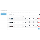 Опции с вводом количества, артикулом и изображением OC2 (OCMOD) из категории Опции для CMS OpenCart (ОпенКарт)