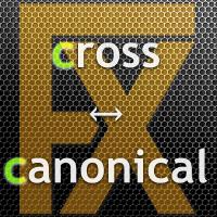 FX Cross Canonical - связанные товары (не опции)