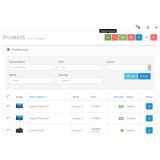 EnableDisable Products - групповое включение / отключение товаров из категории Админка для CMS OpenCart (ОпенКарт) фото 2