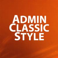 Admin Classic Style - классический вид фильтров и меню в Opencart 3х