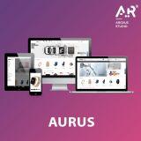 Aurus - адаптивный, универсальный шаблон из категории Шаблоны для CMS OpenCart (ОпенКарт)