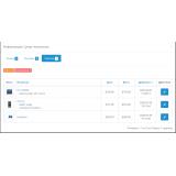Быстрый просмотр информации о покупателе из категории Заказ, корзина для CMS OpenCart (ОпенКарт) фото 3